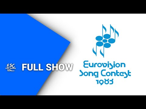 Eurovision Song Contest 1983 (FULL SHOW) [HD UPSCALED]