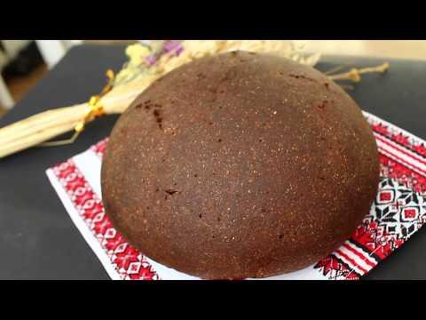 Нарочанский хлеб на ржаной закваске ☆ Рецепт ржаного заварного хлеба