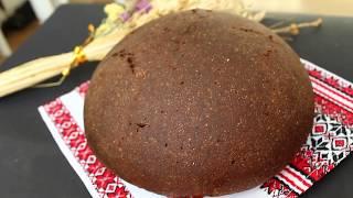 Нарочанский хлеб на ржаной закваске Рецепт ржаного заварного хлеба