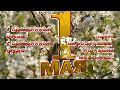 Видеоверсия концерта 1 МАЯ