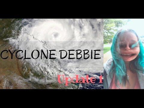 Cyclone Debbie | Mackay | Update 1 | Funny