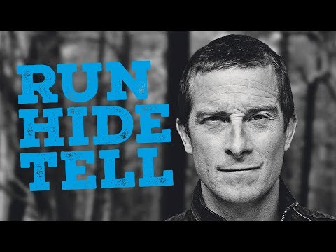 Run, Hide, Tell: Advice For Young People