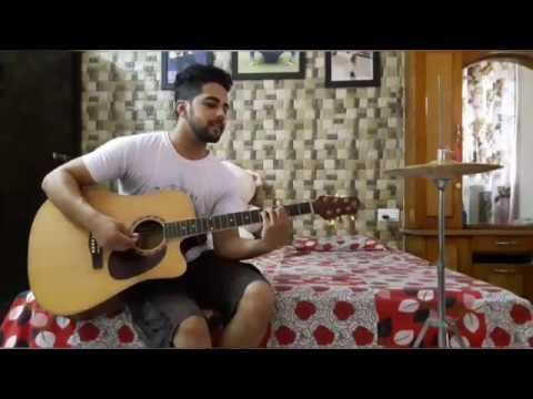 Kajra Mohabbat Wala | Guitar Cover | Mohit Kaushik