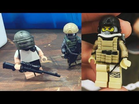 LEGO: Player Unknown Battlegrounds, Battlefield 4 Siege of Shanghai or Vietnam Battle of Saigon!