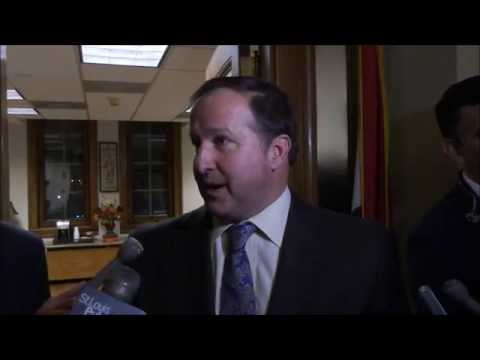 Missouri House Speaker's Unscripted Response to Governor Jay Nixon's State of the State Address