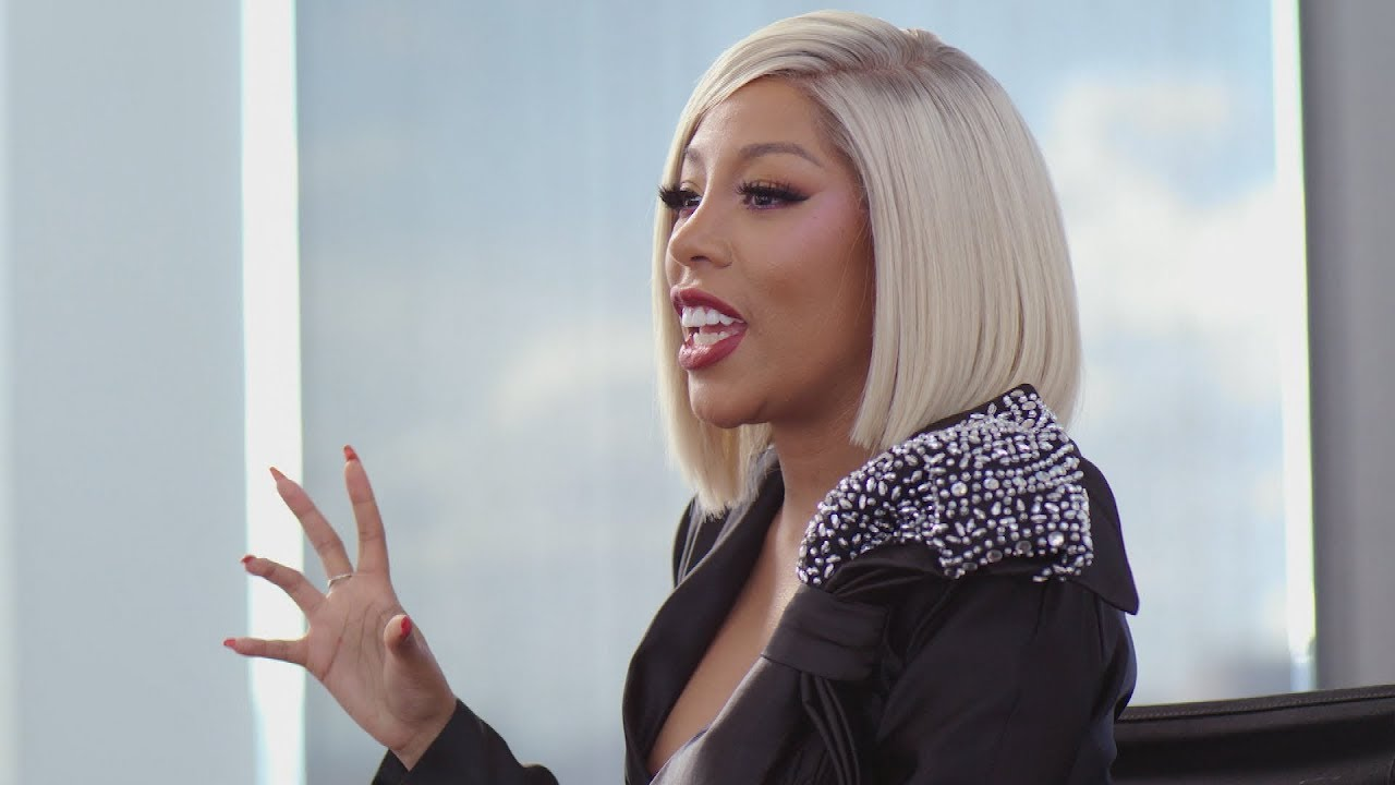 Bye LHH, K. Michelle Is Taking Her Reality Talents Elsewhere