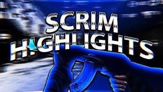 EXLE vs syn   Critical Ops Scrim Highlights
