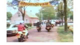 27 mei 1984 Motorrijders tegen kernwapens