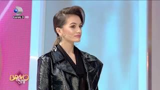 Bravo, ai stil!(13.02)-Raluca, despre Corina Esti foarte aroganta si incerci sa pari super ...