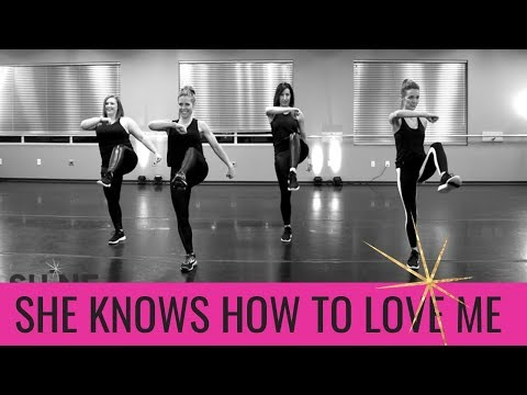 """""""She Knows How To Love Me"""" by David Guetta. SHiNE DANCE FITNESS"""