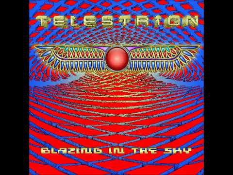 Telestrion - Blazing In The Sky (Full Album 2018)