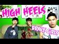 BRAVE GIRLS  - HIGH HEELS MV REACTION (FUNNY FANBOYS)