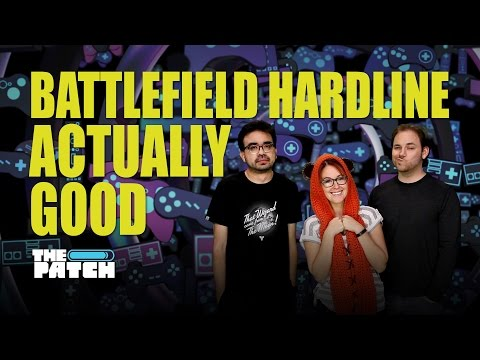 Battlefield Hardline is Actually Good + Nintendo's New Hardware – The Patch #96