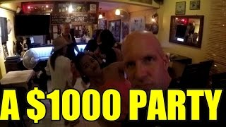 A 1000 thank you party in thailand v212