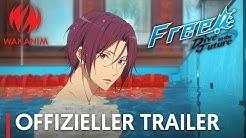 Free! Staffel 3 | Offizieller Trailer [OmdU]