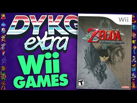 Nintendo Wii Games Facts - Did You Know Gaming? Feat. Greg