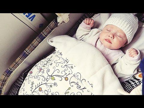Как уложить спать ребенка в 3 месяца