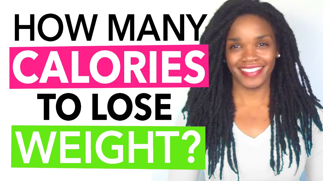 How Many Calories Should I Eat to Lose Weight? + Calorie ...