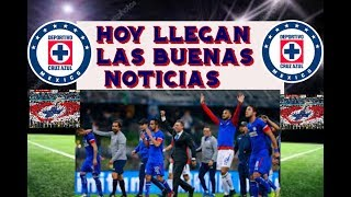HOY LLEGARON LAS BUENAS NOTICIAS A CRUZ AZUL!!! thumbnail