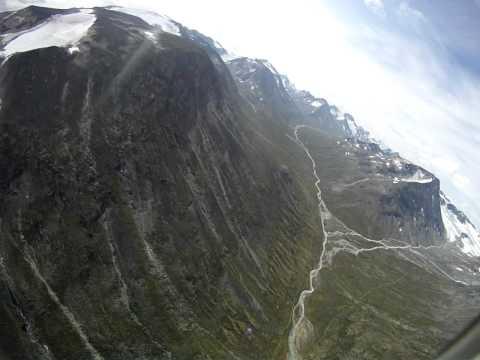 FPV Spiterstulen / Jotunheimen - high altitude