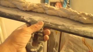 Работа в квартире нового дома (работа гипсовой штукатуркой Ротбанд )(, 2013-12-21T04:00:18.000Z)