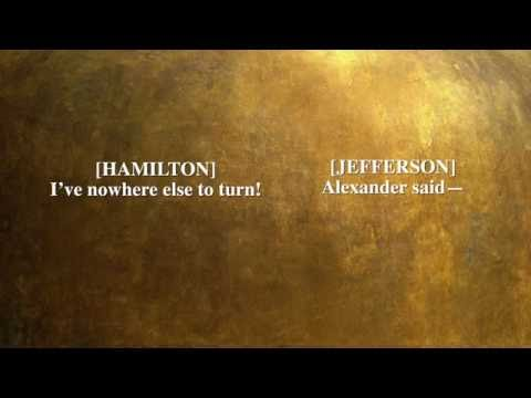 The Room Where It Happens - Hamilton (Instrumental/Karaoke)