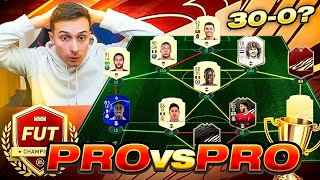 WE MATCHED A WORLD CHAMPION!!! PRO PLAYER TOP 200 FUT CHAMPS HIGHLIGHTS! FIFA 21