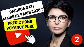 Voyance 199-2 | Rachida Dati, Maire de Paris en 2020 ? | Bruno Voyant Médium Députée Ministre LR