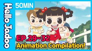 Hello Jadoo2 | Season2 | Ep.29 - 32 | Full Movie | Cartoon For Kids