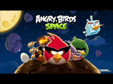 Angry Birds Space - Slash Theme