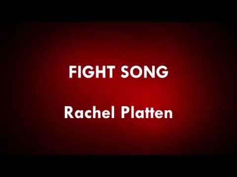 Fight Song  Rachel Platten  EverGreen Lyrics HD