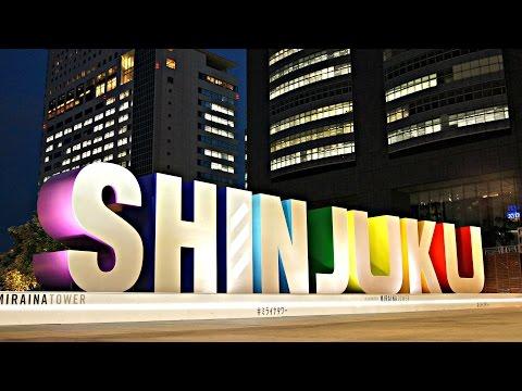 Best of Shinjuku - Tokyo (Part 4) ᴴᴰ ● 新宿 東京