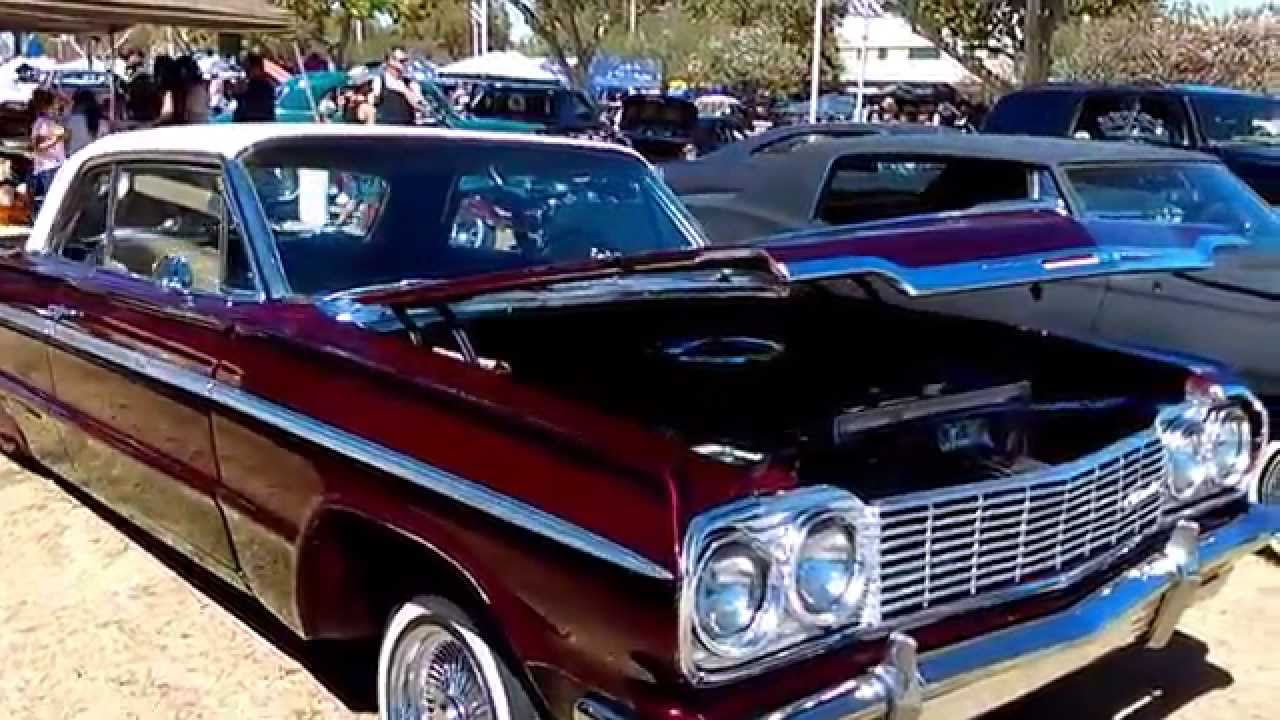 1964 chevrolet impala lowrider streetlow magazine super. Black Bedroom Furniture Sets. Home Design Ideas