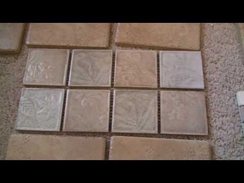 Tile Rialto Noce Porcelain From Lowes Youtube