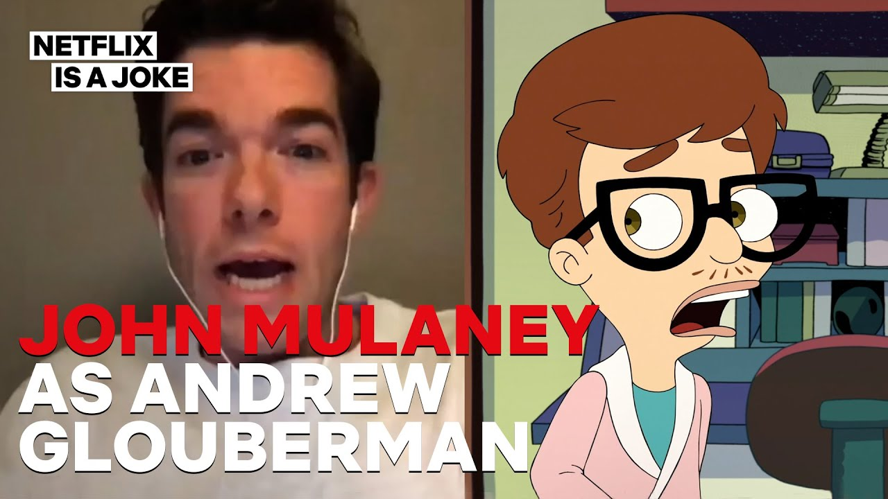 John Mulaney As Andrew | Big Mouth Table Read