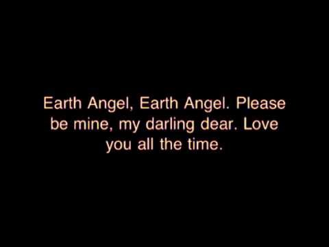 Earth Angel-The Penguins with lyrics.