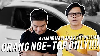 Download lagu Armand Maulana & Boy William - Terkuak Rahasia Nebeng Boy #TESTDRIVE