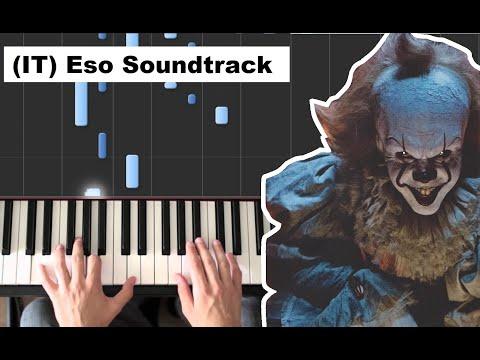 It (eso) 2017 - Soundtrack trailer oficial - Piano