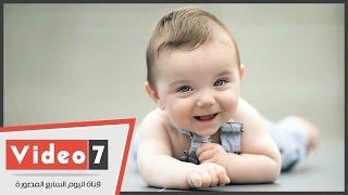 شاهد مراحل نمو رأس الطفل حديث الولادة وأفضل طرق العناية بها