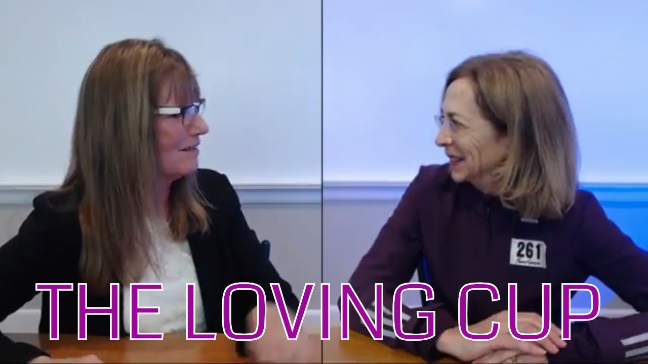Kathrine Switzer & Catherine Pepler .::. The Loving Cup 5/11/18