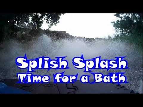 Splish Splash Time for a Bath |:| Fulltime RV Family Living Coast 2 Coast