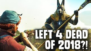 THE LEFT 4 DEAD OF 2018?! Strange Brigade Exclusive Gameplay (PS4 PRO)