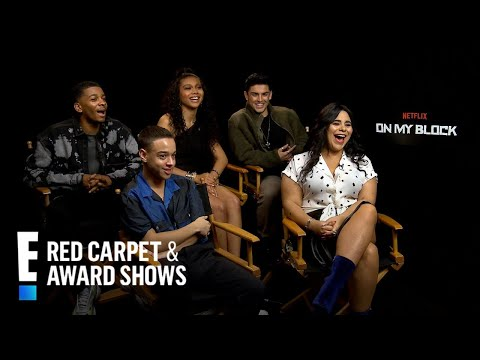 """On My Block"" Stars Promise a Darker, Grown-Up Season 3   E! Red Carpet & Award Shows"