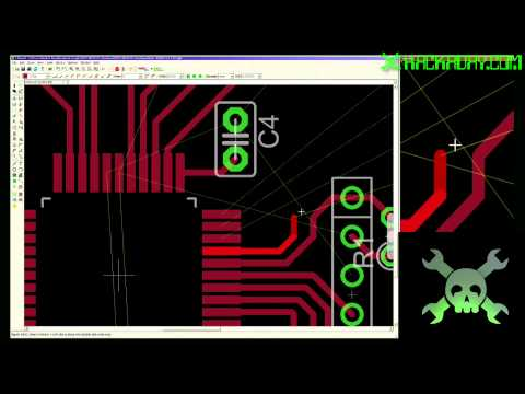 Board Layout with Eagle PCB Design Tool