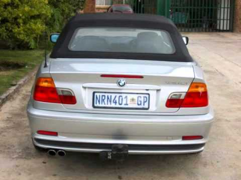 2001 BMW 330CI Auto For Sale On Auto Trader South Africa  YouTube