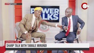 Tamale Mirundi Ne Kazibwe Bashir Mbaziira Begaase Ku Stv Uganda