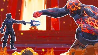 Der erste Bosskampf! - Fortnite Superhelden Academy!