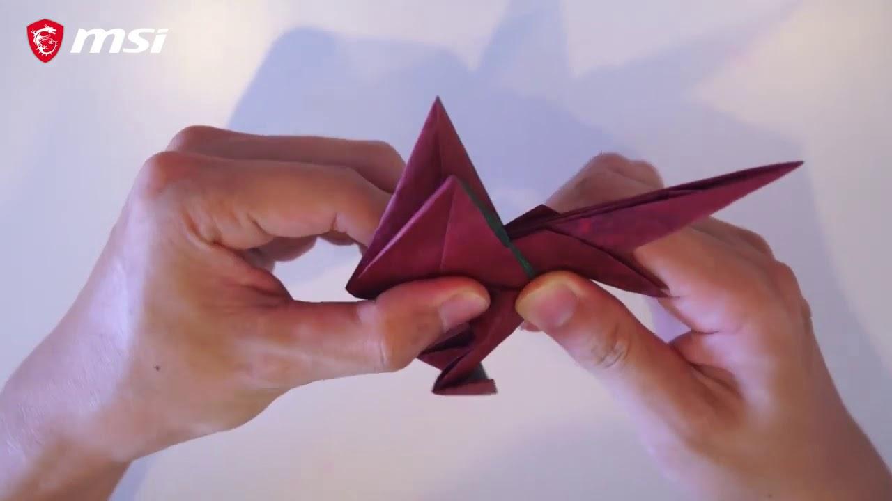 Mettez-vous à l'origami avec Lucky !