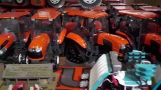 ミニチュアトラクター ミニチュア農業機械 farm toy tractor