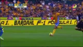 Resumen de Tigres - Jornada 14 - Gol 50 De Gignac con Tigres